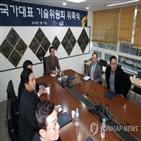 회의,감독,후보,위원장,기술위원회,전임감독,김시진