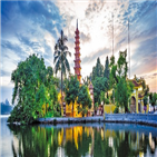 베트남,하노이,다낭,도시,모습,호수,호이안,다양,성당,프랑스