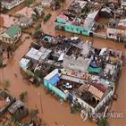 모잠비크,사이클론,구조,사망자