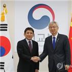 중국,한국,대한,양국,한중,회의,외교부