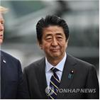 아베,대통령,총리,회담,일본,기구,양자,일정