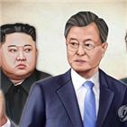 트럼프,대통령,북미,DMZ,만남,정상,정상회담,위원장,가능성,성사