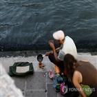 베네치아,벌금,커피,관광객,손수