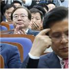 친일,한국당,대통령,지지율,일본,국민,여당