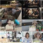 성유리,멤버,이진,모습,옥주현,예능,캠핑클럽,다른
