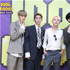 라디오,더보이즈,현석,난장판,아이돌,MBC