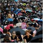 홍콩,집회,경찰,이날,시위,데모시스토,전날,송환법,백색테러