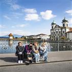 스위스,레드벨벳,호텔,여행,경험,체험,열차,스위스정부관광청,자연,생갈렌