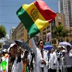 개표,대통령,정부,의혹,볼리비아,결과,모랄레스,과정