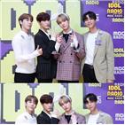 라디오,아이돌,윤산하,현석,쟈니,도영