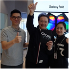 출시,삼성전자,중국,매장,온라인