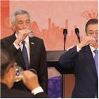 한국,싱가포르,양국,협력,총리