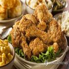 치킨,가장,만족도,페리카나,처갓집양념치킨
