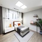 아파트,공간,안방,설계,배치,드레스룸,수납공간,수납,공급,전용