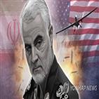 이란,미국,중동,대통령,공격,이라크,외무장관,긴장,양국,통화