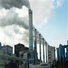 미세먼지,작년,상한제약,전기요금,원자력,손실,공기업,발전소,감소