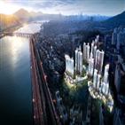 GS건설,한남하이츠,조합,시공사,현대건설,서울,재건축