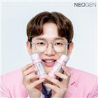 장성규,네오젠,화보