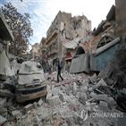 시리아,터키군,터키,마을,지역,반군,공격
