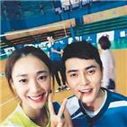 조동혁,한송이,연인