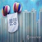 분양,물량,서울,수도권,총선,지난해