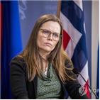 코로나19,아이슬란드,총리