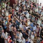 코로나19,인도네시아,정부,확진,금지,봉쇄,하루,가운데,신속