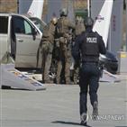 경찰,캐나다,사건,범행,용의자,사람