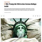 독일,한국,미국,코로나19,대응,대통령,트럼프,대해,언론,확산