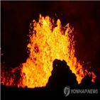 화산,폭발,킬라우에아,마그마,연구팀