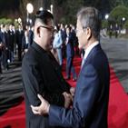 위원장,북한,선언,판문점,보도