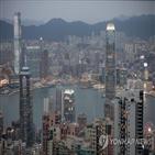 호텔,홍콩,민주화,시위,작년,코로나19