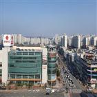 전북,군산,아파트,매매가,상승,구도심