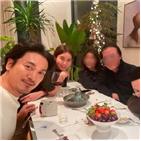 김민준,지드,한남,부부