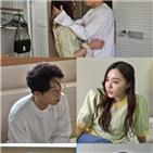 박성광,신혼,부부,모습