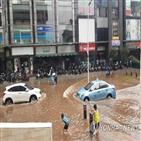 사망자,발생,자연재해,올해,홍수,코로나19,인도네시아