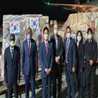 마다가스카르,한국,정부,코로나19,의료장비,구호물품,진단키트,아흐마드