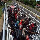 이민자,미국,국경