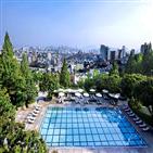 수영장,야외,바비큐,서울