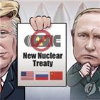 중국,협상,미국,러시아,핵무기,제한,뉴스타트