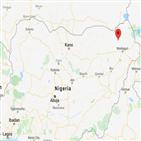 나이지리아,주민,마을