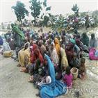 주민,나이지리아,마을,지역