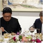 북한,대통령,옥류관,청와대,평양,제1부부장,주방장,삐라,김여정,의원