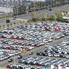 완성,자동차,수출,부품,부진,감소,해외,판매