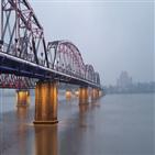 랴오닝성,압록강,홍수,올여름,당국