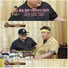 김준현,문세윤,김동현,김민경