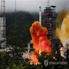 중국,시스템,위성,발사,서비스,구축,미국,위해