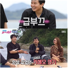 윤기원,청춘,김광규,최성국,불타는