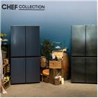 셰프컬렉션,냉장고,삼성전자,소비자,비스포크,제품,내부,패널,적용,수납존