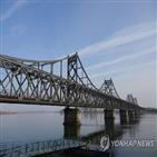 북한,북중,중국,최근,단둥,코로나19,운행